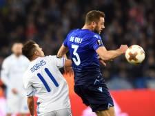 Scorende De Vrij met Lazio in kwartfinale Europa League