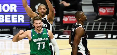 Une claque historique pour les Clippers, Doncic et Curry en feu