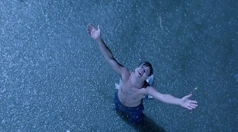 Tim Robbins in 'The Shawshank Redemption' (1994)
