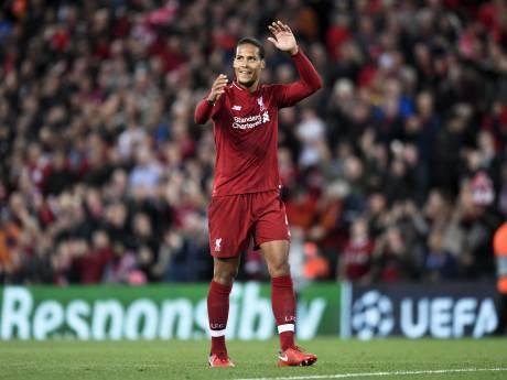 Van Dijk wil geschiedenis schrijven met Liverpool