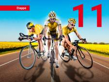 Wéér kan niemand tippen aan de sprintkanonnen van Pouwelse