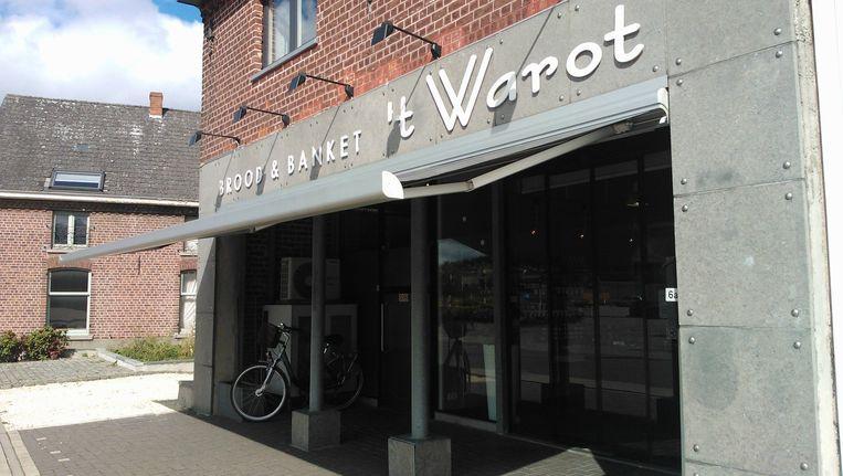 Brood en banket 't Warot in Winksele.