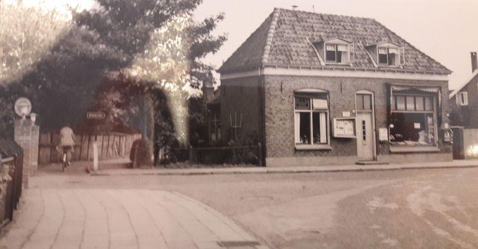 Het huis aan de Varsseveldseweg 11.