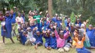 Lintse schoolkinderen halen 6.000 euro op voor weeshuis in Oeganda