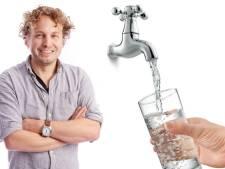 Knap van die horecajongens: kraanwater serveren en doen alsof dat een spiksplinternieuw idee is