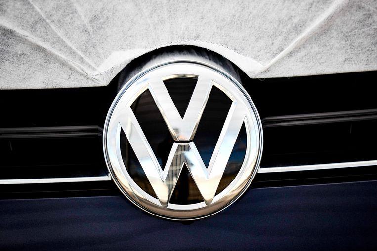 Het logo van Volkswagen