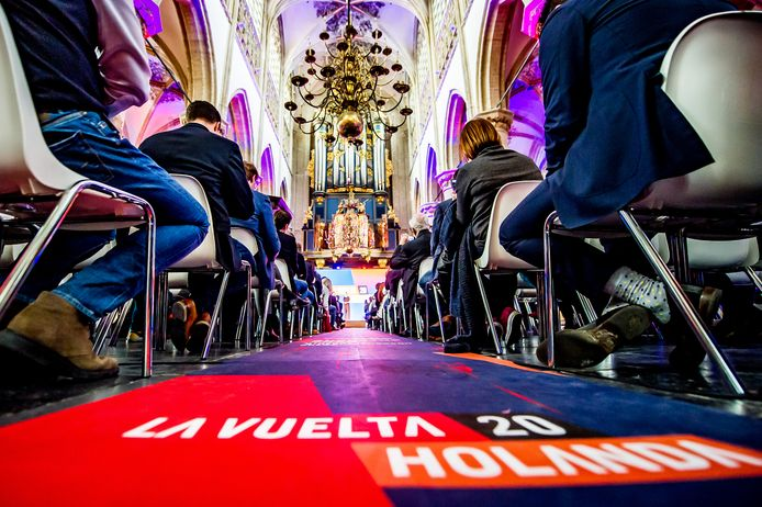 Nog 222 dagen, dan koerst de Vuelta door Brabant. Door de Grote Kerk, onder meer. Wat staat er allemaal op stapel voor het zo ver is?