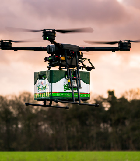 Drones in de lucht: plaag of een zegen?