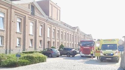Appartement brandt uit, buren kunnen erger voorkomen