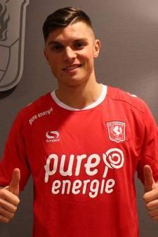 FC Twente haalt aanvaller Bunjaki van Eintracht Frankfurt