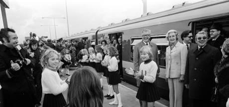 Na de uitbreiding van het metronet was Hoogvliet in één klap niet zo ver meer