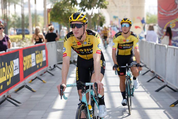 Jos van Emden in de UAE Tour.