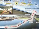 Liemers krijgt langste overdekte fietsbrug ter wereld: 'Fietsen onder de snelweg, dat is uniek'
