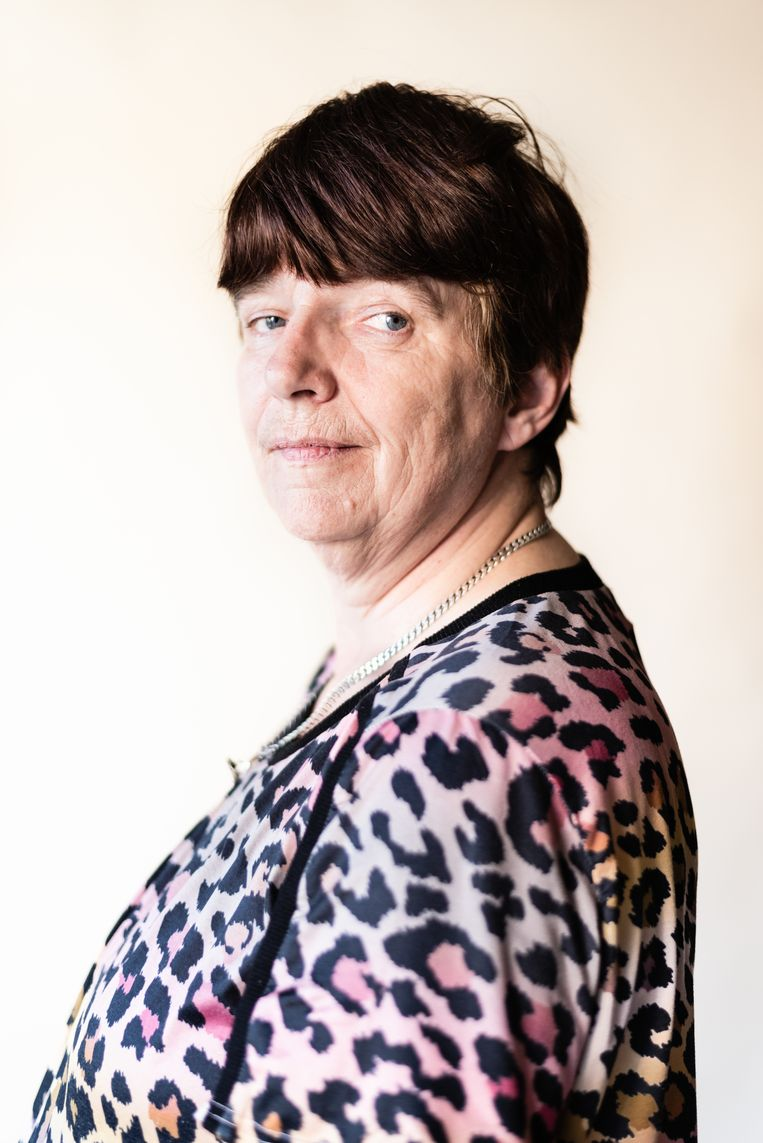 Brigitte Bosman-Bunte. Beeld Katja Poelwijk