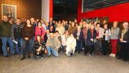 Honderdveertig deelnemers van Rode Kruis-opleiding behaalden hun diploma in Vorselaar en Grobbendonk