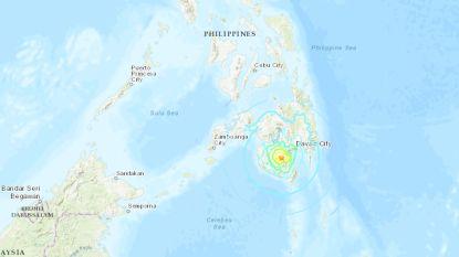 Filipijnse regio Mindanao getroffen door aardbeving met magnitude 6,4