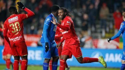 Mbokani gidst Antwerp met twee goals naar verdiende zege tegen AA Gent