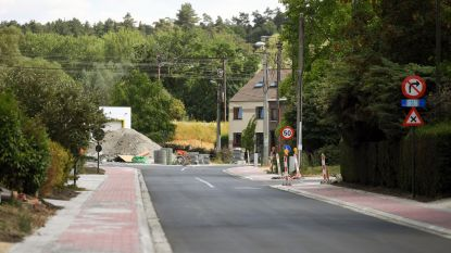 Wegenwerken Kauwereelstraat afgerond