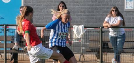 FC Eindhoven Vrouwen met speels gemak langs debutant: 6-1