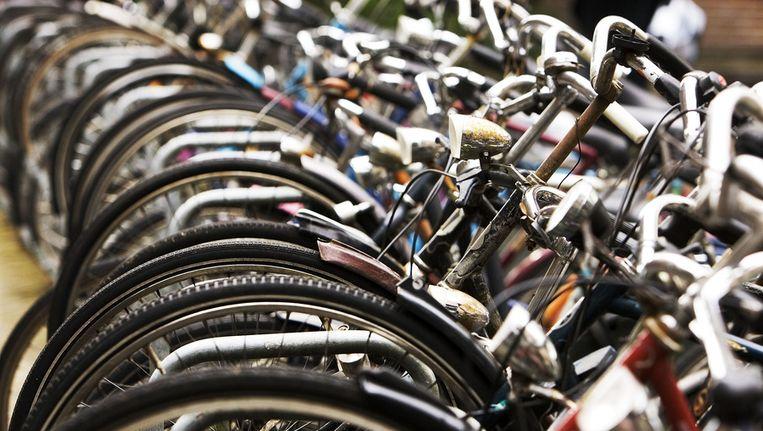 Tot 2020 wil De Jager tienduizend extra fietsparkeerplaatsen creëren. © anp Beeld