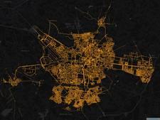 Zoveel elektriciteit verbruiken 33.000 lantaarnpalen in Enschede