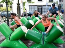 Obstacle Run met 800 deelnemers