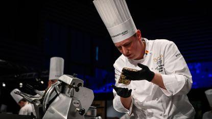 """Lode De Roover (Fleur de Lin) wordt achtste  op WK koken: """"Ik ben uitgeput, maar voel me fantastisch"""