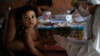 Brazilië meldt opnieuw recordaantal corona-overlijdens