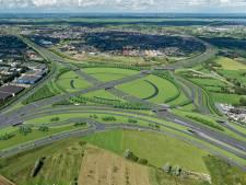 Reconstructie verkeersknelpunten Hoevelaken en Barneveld kan niet tegelijk
