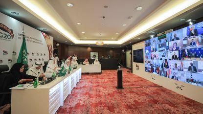 Conflict over verlaging olieproductie op G20-overleg