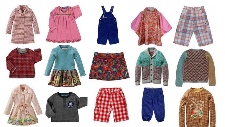 Kinderkleding van Oilily Beeld