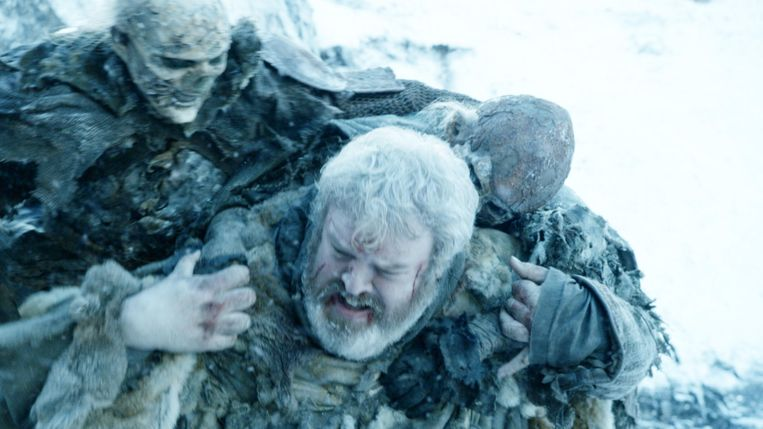 Kristian Nairn als Hodor in 'Game of Thrones'.