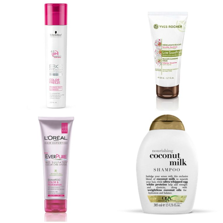wat is dat nu met die sulfaatvrije shampoo's? | style | nina | hln