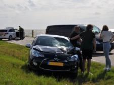 Traumaheli naar Oostvaardersdijk in Lelystad, nog zeker 2 uur verkeershinder