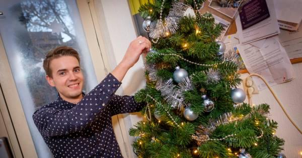 De Kerstboom Komt Steeds Vroeger In Huis Rotterdam Ad Nl