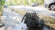 Automobilist kritiek na frontale crash in Liedekerke: politie zoekt bestuurder witte Porsche