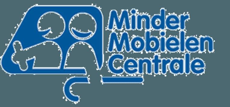 Logo Minder Mobielen centrale.
