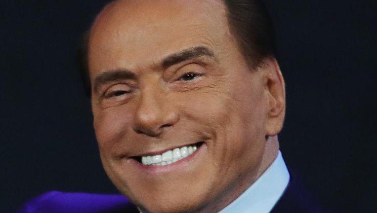 Silvio Berlusconi. Beeld getty