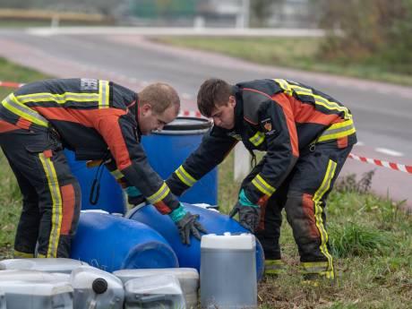 Gissen naar inhoud in Bodegraven en Boskoop gedumpte vaten