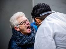 In één dag honderd nieuwe besmettingen met coronavirus in deze regio