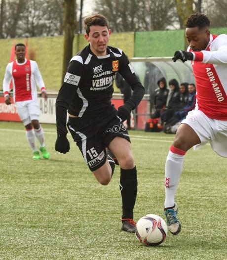 Pluspunt voor CSV Apeldoorn in duel bij Ajax