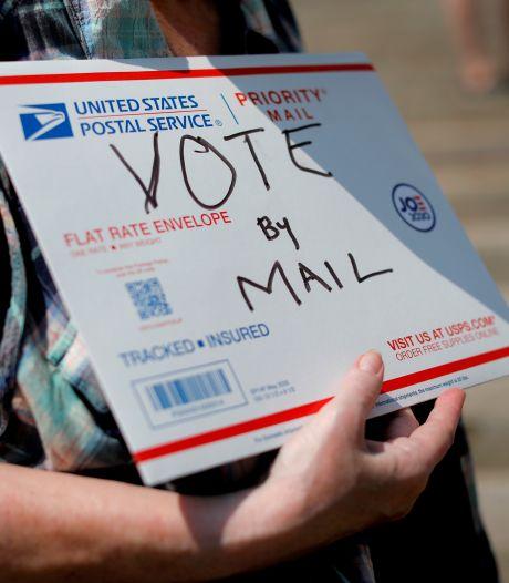 Opsteker voor Democraten: posterijen VS moeten van rechter alle verkiezingspost afhandelen