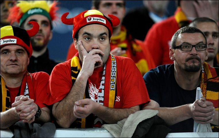 Duitse voetbalfans