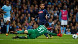 Dit gebeurde er vanavond in de Champions League: assist nummer 39 van De Bruyne, Mertens met penaltymisser, Liverpool houdt doelpuntenkermis