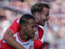Spijkenisser De Vos scoort bij basisdebuut tegen Feyenoord