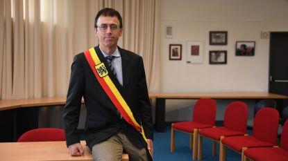 Hans Eyssen opnieuw burgemeester van Holsbeek