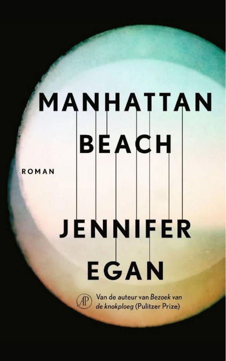 Jennifer Egan: Manhattan Beach Beeld RV