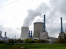 Lek ontdekt bij kerncentrale net over grens