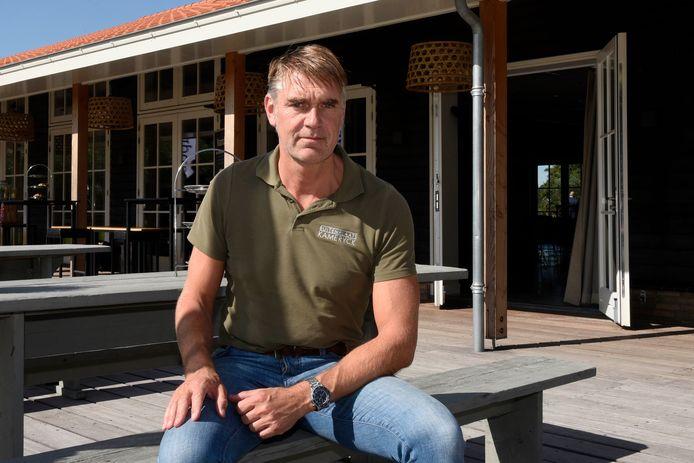 Mark Haagen, eigenaar van buitenplaats Kameryck