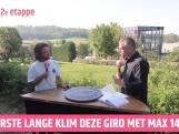 'Als je vandaag niet mee kan, kan er een kruis door de Giro'